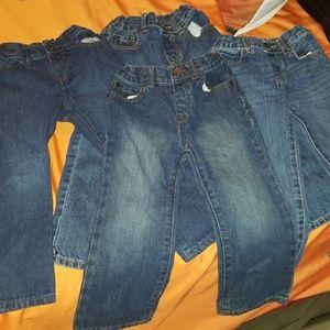 Toddler Boy Jeans *Bundle*